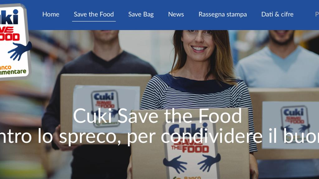 Cuki Save the Food
