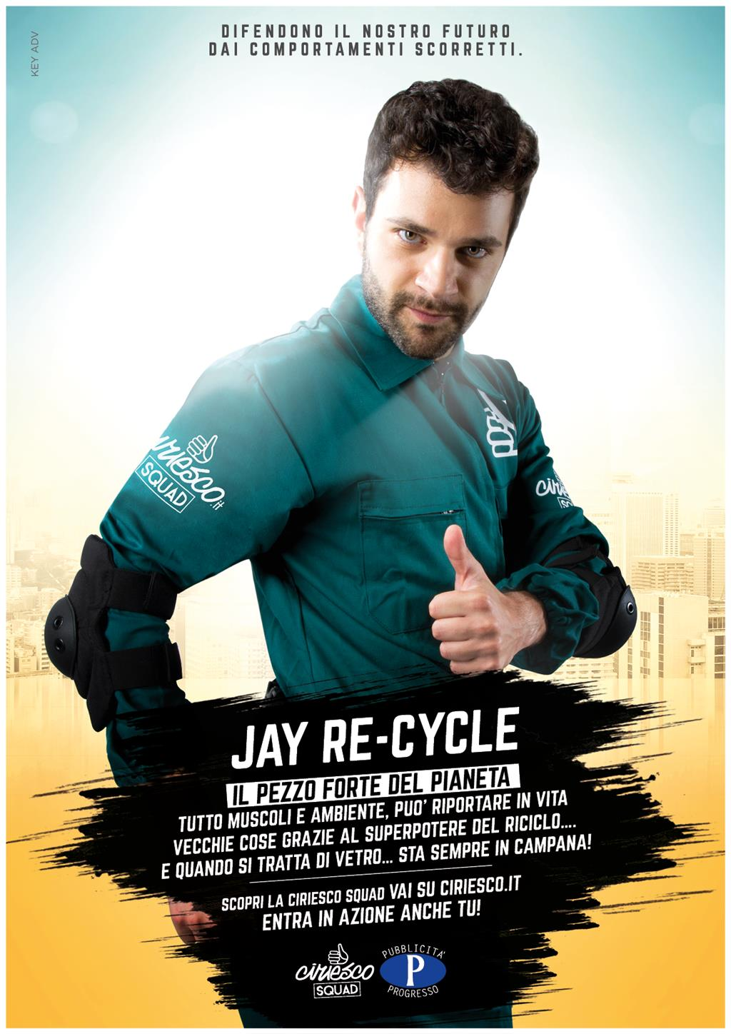 Jay Re-Cycle
