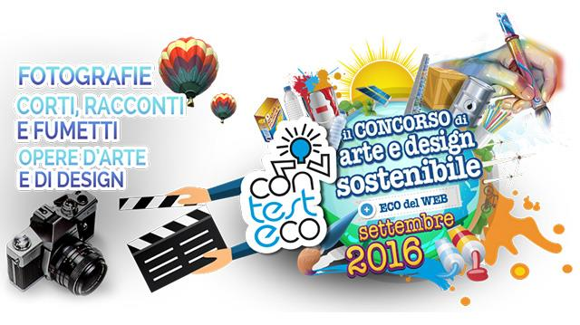 CONTESTECO Ecocreativi in difesa dell'Ambiente