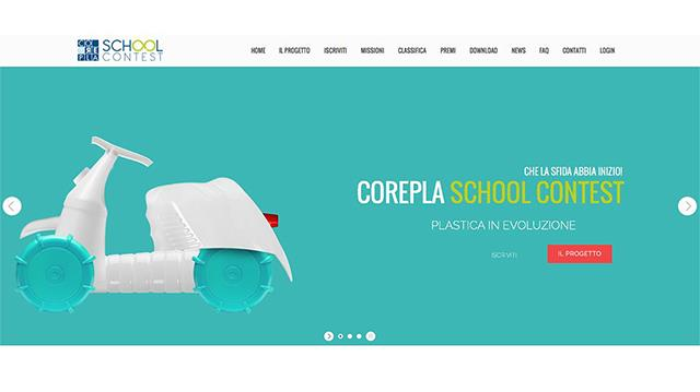 Corepla School Contest