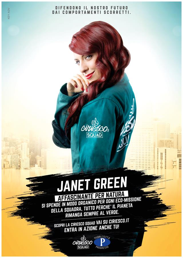 Janet Green